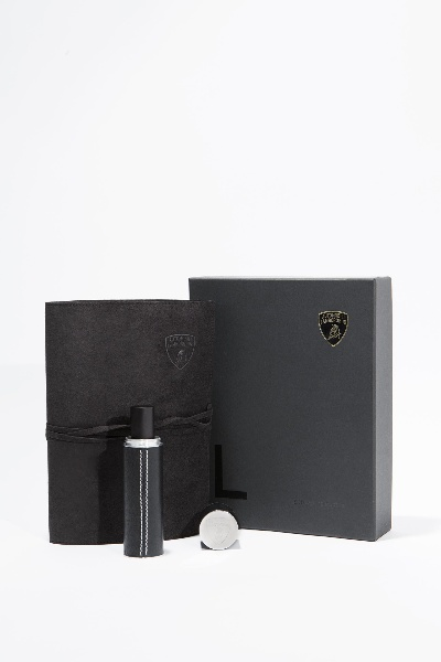 LAMBORGHINI PRESENTS ''L'', THE FIRST EXCLUSIVE PERFUME FOR MEN, AND THE SPRING-SUMMER 2014 COLLECTION