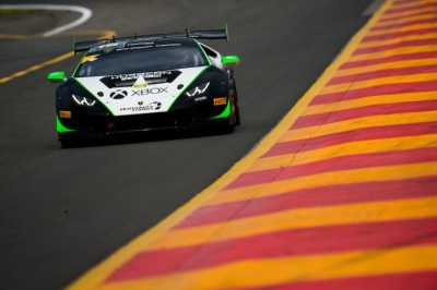Lamborghini Super Trofeo North America Enters Third Round Of Competition At Road America