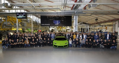 Automobili Lamborghini Is 'Top Employer Italia' For The Fourth Consecutive Year