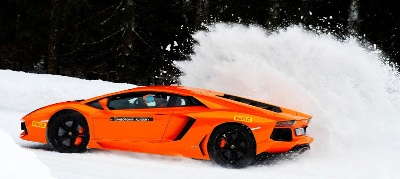 LAMBORGHINI ANNOUNCES FIRST-EVER NORTH AMERICAN WINTER ACCADEMIA FOR 2015
