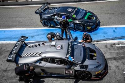 Lamborghini And Blancpain Announcement