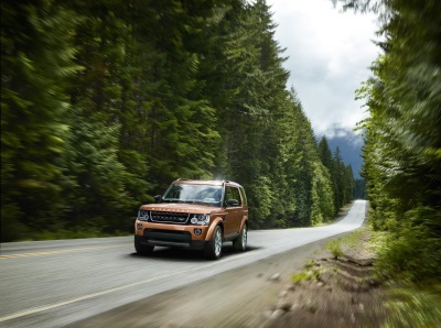 LAND ROVER DISCOVERY 4 IS THE 'BEST USED SUV' AT CAR DEALER USED CAR AWARDS