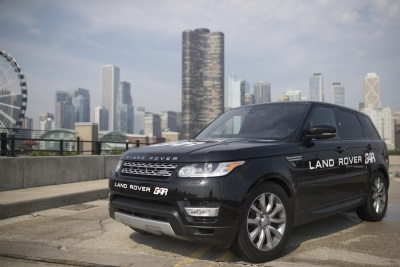 LAND ROVER BAR FINISHES 2ND IN CHICAGO LOUIS VUITTON AMERICA'S WORLD CUP SERIES
