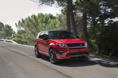 LAND ROVER DISCOVERY SPORT ADDS DYNAMIC DESIGN PACK FOR 2017