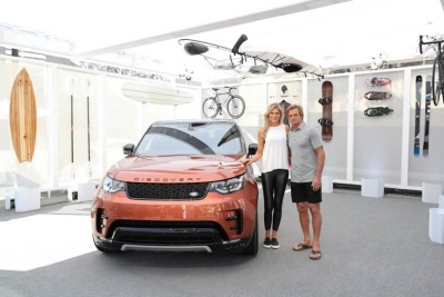 ALL-NEW LAND ROVER DISCOVERY SUV MAKES NORTH AMERICAN DEBUT WITH DISCOVERY VENICE POPUP IN ADVANCE OF THE LA SHOW
