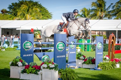 LAND ROVER NA CELEBRATES EQUESTIAN SPORTS AS OFFICIAL VEHICLE SPONSOR OF THE $125,000 TRUMP INVITATIONAL GRAND PRIX