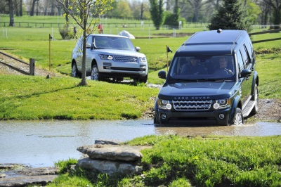 LAND ROVER NORTH AMERICA TO HOST THE GREAT MEADOW INTERNATIONAL EVENTING COMPETITION AS 2015 TITLE SPONSOR