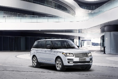 WORLD DEBUT FOR NEW RANGE ROVER HYBRID LONG WHEELBASE IN CHINA