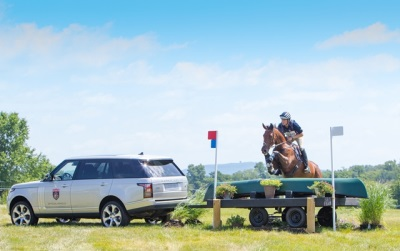 LAND ROVER NORTH AMERICA RETURNS AS TITLE SPONSOR TO THE GREAT MEADOW INTERNATIONAL EVENTING COMPETITION