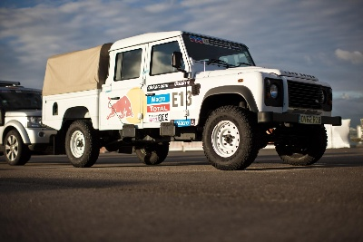 LAND ROVER BECOMES OFFICIAL VEHICLE PARTNER OF RED BULL DESERT WINGS