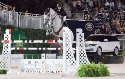 LAND ROVER NORTH AMERICA RETURNS AS OFFICIAL VEHICLE OF THE ROLEX CENTRAL PARK HORSE SHOW