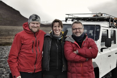 LAND ROVER ANNOUNCE 2013 ROYAL GEOGRAPHICAL SOCIETY (WITH IBG) BURSARY WINNER