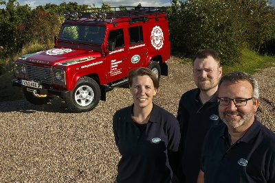 LAND ROVER AND THE ROYAL GEOGRAPHICAL SOCIETY WITH INSTITUTE OF BRITISH GEOGRAPHERS (IBG) BURSARY WINNERS