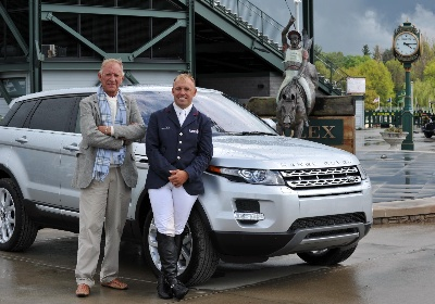 LAND ROVER CONTINUES SUPPORT OF USEF AND EQUESTRIAN SPORTS AS PRESENTING SPONSOR OF ROLEX KENTUCKY THREE DAY EVENT
