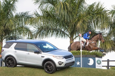 Land Rover Wellington Eventing Showcase Welcomes International Elite Riders At The Winter Equestrian Festival