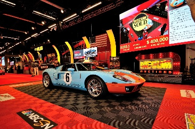LARGEST MECUM ANAHEIM AUCTION TO DATE
