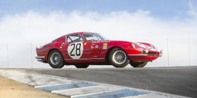 Le Mans Winning Ferrari 275 GTB at The Scottsdale Auction