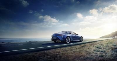 Lexus at the 2016 Geneva Motor Show
