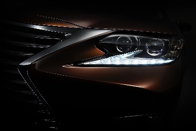 The New Lexus ES to Make Its Global Debut at Auto Shanghai 2015