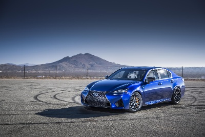 Lexus Adds to the 'F' Brand Stable With Addition of GS F Sedan