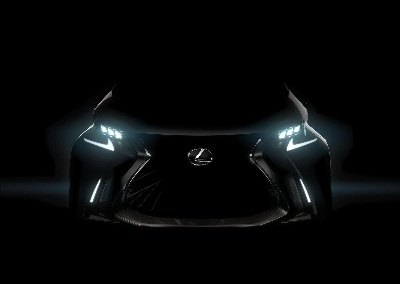 Lexus LF-SA Concept to Make World Premiere at the 2015 Geneva Motor Show