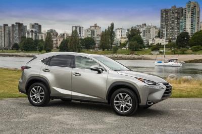 2016 LEXUS NX RECEIVES U.S. NEWS BEST CARS FOR THE MONEY AWARD