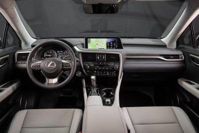 2016 Lexus RX a Winner in Inaugural 'Ward's 10 Best User Experiences' List