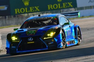 12 Hours Of Sebring – Sebring International Raceway – March 16-18, 2017