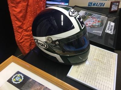 Liam Dwyer Pays Tribute To Mazda Legend