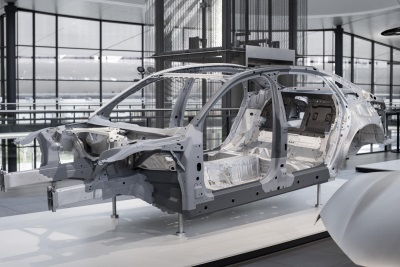 The Lightweight New A8 – Unique Mix Of Materials Used In The Next Audi Milestone