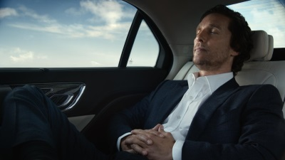 LINCOLN USES BEAUTY, DRAMA AND AUTHENTICITY FOR NEW CONTINENTAL CAMPAIGN WITH MATTHEW MCCONAUGHEY