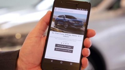 LINCOLN MAKES MANAGING LEASE MILES EASIER IN NEW PILOT