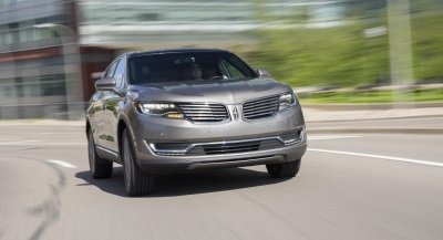 SAFER, EFFORTLESS RIDE AND ELEGANT DESIGN HIGHLIGHT ALL-NEW LINCOLN MKX