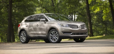 FIRST TO OFFER REVEL AUDIO, ALL-NEW LINCOLN MKX ELEVATES, PERSONALIZES LISTENING EXPERIENCE