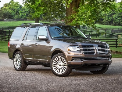 LINCOLN NAVIGATOR EARNS TOP VEHICLE SAFETY RATING FROM FEDERAL GOVERNMENT AGENCY