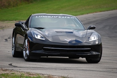 LINGENFELTER SPONSORS C7 CORVETTE AND COPO CAMARO SHOOTOUT DRAG CLASSES AT 2014 HOLLEY LS FEST