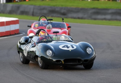 LISTER MOTOR COMPANY ANNOUNCES NEW CONTINUATION CAR – THE LISTER COSTIN