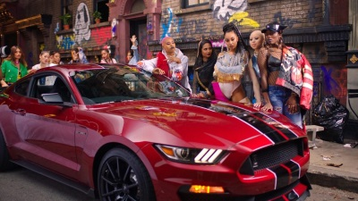 Ford Mustang Power For New Music Video By Little Mix