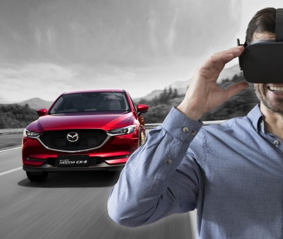 Mazda Brings The All-New Mazda CX-5 And Virtual Reality Test Drives To UK Shopping Centres