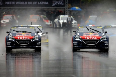 SÉBASTIEN LOEB CLAIMS HIS FIRST WIN IN THE PEUGEOT 208 WRX!