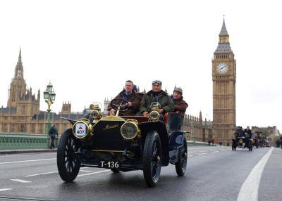 GERMANY, THE BIRTHPLACE OF THE AUTOMOBILE, TO BE HONOURED ON THE LONDON TO BRIGHTON RUN