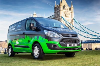 London Trials New Plug-In Hybrid Vans That Could Help To Deliver Cleaner Air; Supports Ford's Push For EV Leadership