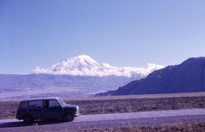 Lonely Planet Teams Up With Mini For Start Of A 40Th Anniversary Epic Adventure.