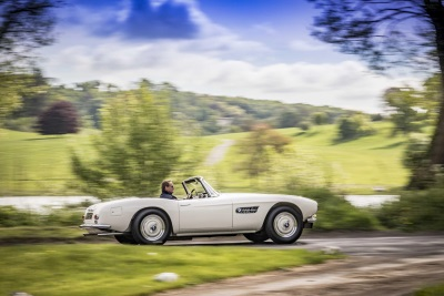 LORD MARCH TO OPEN FESTIVAL OF SPEED WITH RUN IN ICONIC BMW 507
