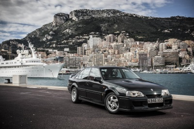 Lotus Carlton Named The Most Iconic Performance Vauxhall Ever