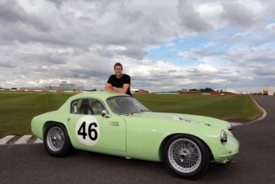CHANNEL 4'S FOR THE LOVE OF CARS RESTORED, FIRST PRODUCTION, EARLS COURT SHOW CAR LOTUS ELITE FOR AUCTION