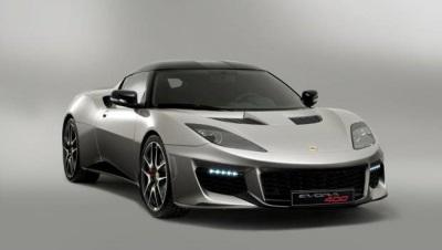Lotus announces prices for Evora 400