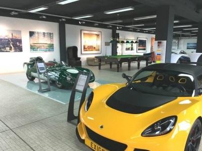 Kontz Lotus Luxembourg officially opens its doors