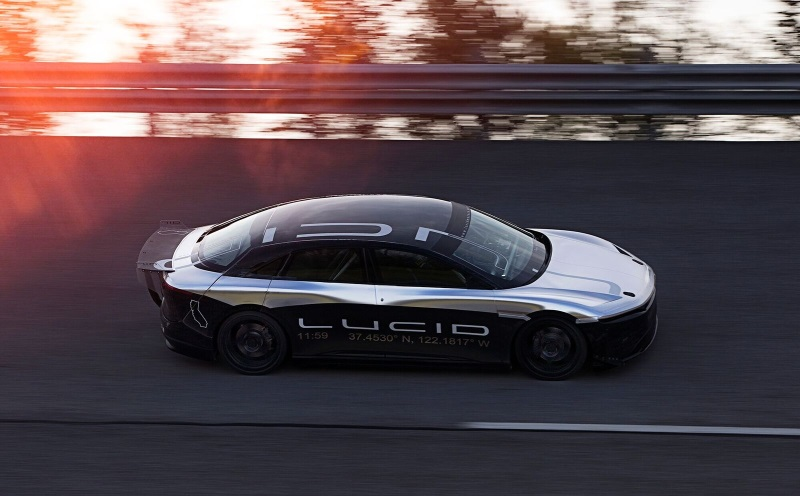 Lucid : Luxury Mobility