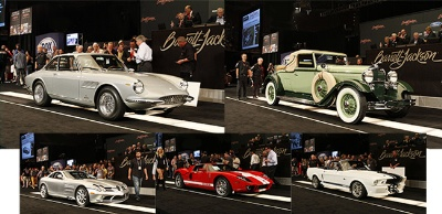 Barrett-Jackson generates more than $32 million in sales at 6th annual Las Vegas Auction